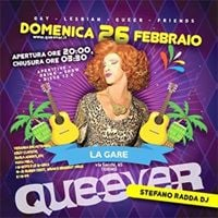 Queever 26 Febbraio - Qarnival Party - Stefano Radda dj