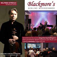 Blackmore's - Berlins Musikzimmer