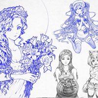 Manga Drawing Character Design Basic Workshop