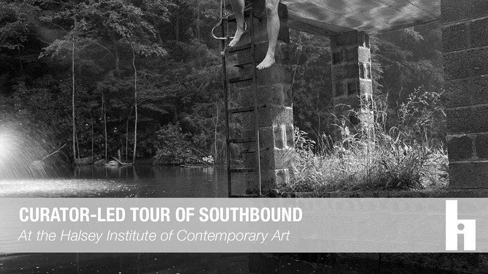 Curator-led tour of Southbound Photographs of and about the New South
