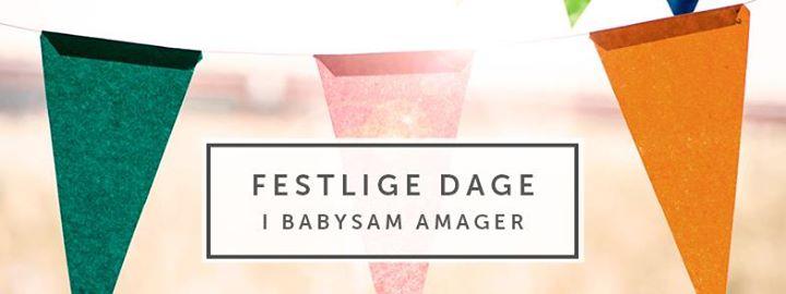 Festlige Dage I Babysam Amager København