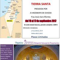 Peregrinacin a Tierra Santa