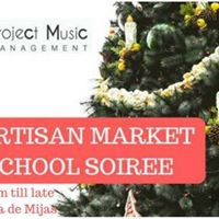 Charity Artisan Market &amp Cello School Soiree with Costa Women