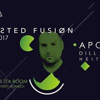 YAYA x Twisted Fusion presents Apollo 84