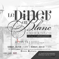 Le Diner En Blanc&quot Dinner &amp Theater (Encore)