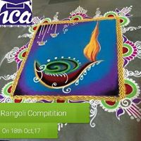 Fill The Colors - RANGOLI