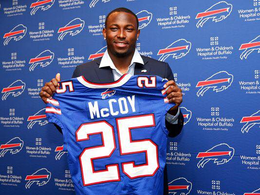 LeSean Shady McCoy Phoenix Meet and Greet