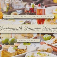 Portsmouth Summer Brunch 2017. Tickets on Sale Now. Link in bio