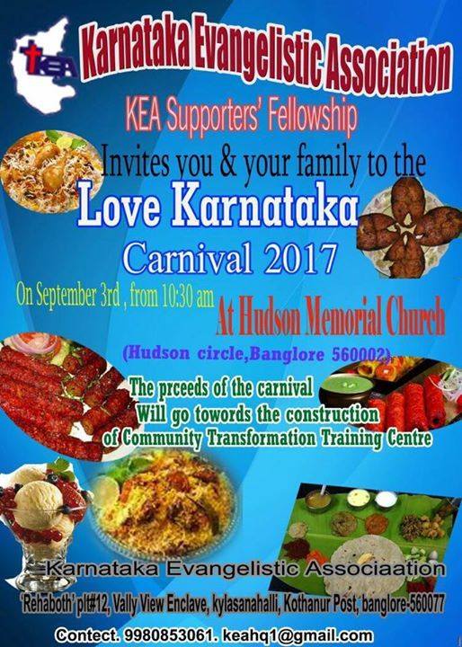 Karnataka Evangelistic Association - KEA