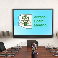 November Arizona AALAS Board Meeting