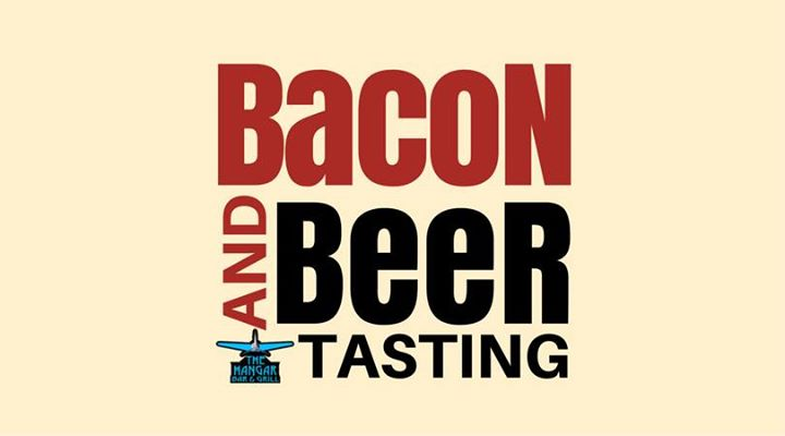 Bacon & Craft Beer Tasting