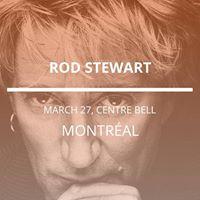 Rod Stewart in Montreal