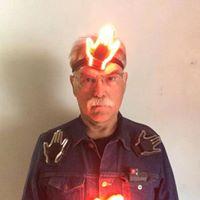 Animating Neon Michael Flechtner exhibition opening