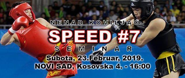 Speed seminar 7 Novi Sad