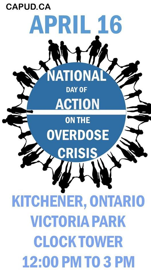 National day of action on the overdose crisis 2019