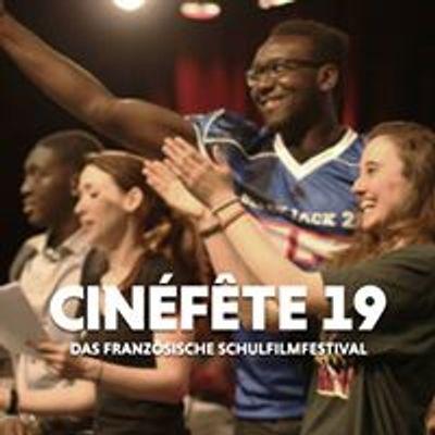 Cinéfête - Das französische Schulfilmfestival