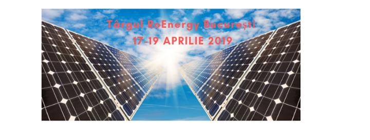 RoEnergy Bucureti 17-19.04.2019 - Trgul Prosumatorilor