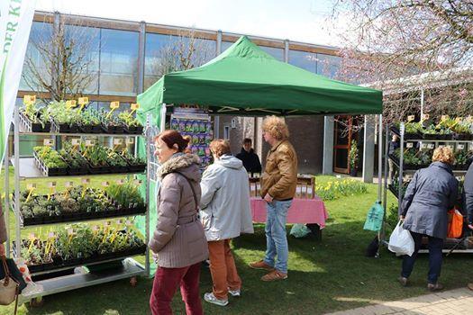 7e West-Vlaamse plantendag Meer bloemen voor bijen