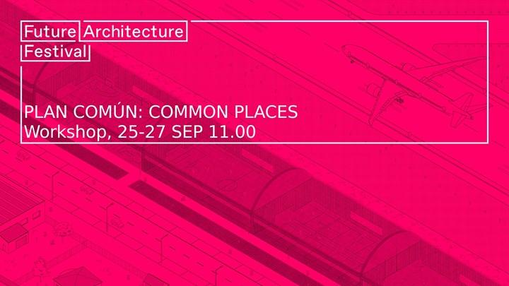 Plan Comn Common Places