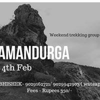 Trek to Kamandurga