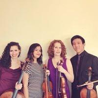 Semiosis Quartet at Weston Public Library
