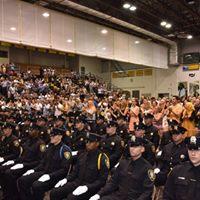 Graduation Ceremony for BCPO Class 17-2