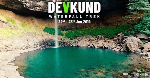 Devkund Waterfall Trek