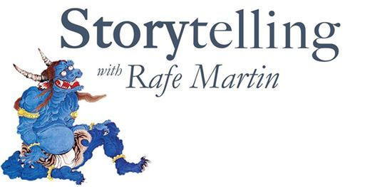 Storytelling Performance with Rafe Martin