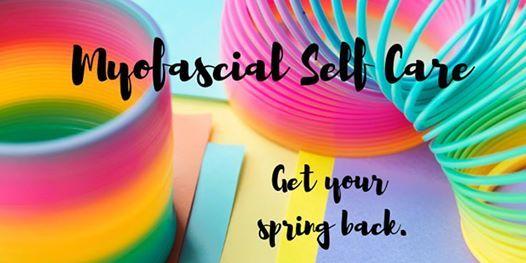 Myofascial Self Care