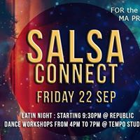 Salsa Connect - Unity Edition