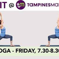 Yoga - Friday