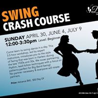 Swing Crash Course with Elena &amp Lainey