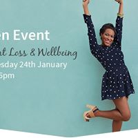 Weight Loss &amp Wellbeing Event  Watford