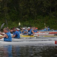 The 9th Annual Great Canadian Kayak Challenge &amp Festival