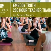 Free Embody Truth 200 Hour TT Info Session