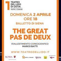 The GREAT PAS de DEUX_Balletto di Siena