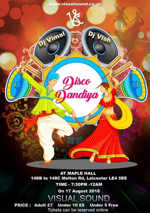 Disco Dandiya 2018