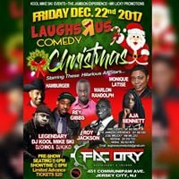 Christmas Comedy Edition &amp After Party