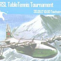 1st RSL-TableTennis-Tournament