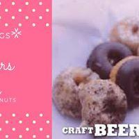 Tuesday Tastings Coffee Beers &amp Donuts