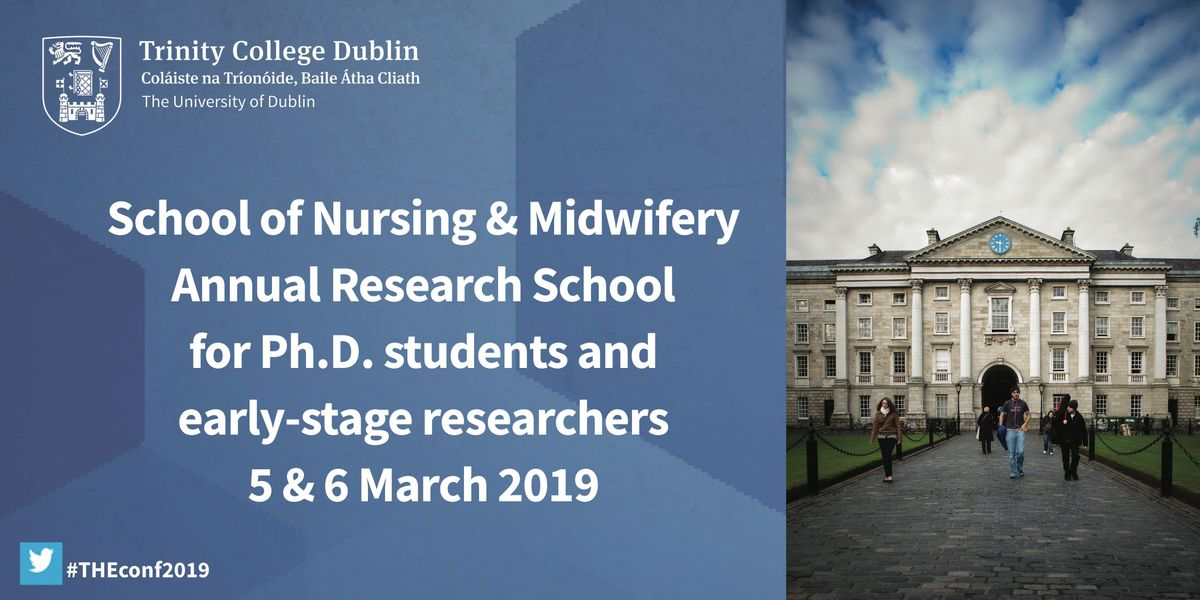 Annual Research School 2019 (in tandem with THEconf2019)