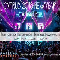 Cyprus 2018 NewYear Party