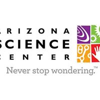 STEM workshop with the AZ Science Center