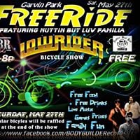 Low Rider Bicycle Show