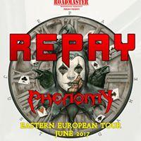 REPAY &amp Phenomy Eastern Europen Tour