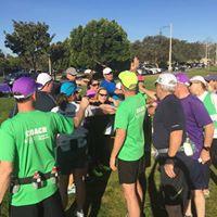 SD Run &amp Walk First Practice