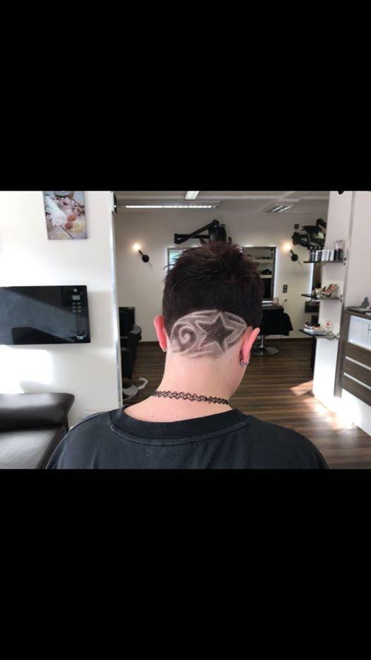 Kopfkunst - Hairstyle at its best