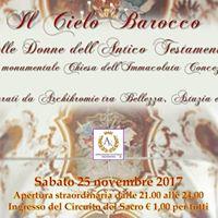 Il Cielo Barocco delle Donne dellAntico Testamento