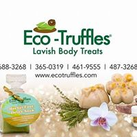 Eco-Truffles at Beauty Boot Camp