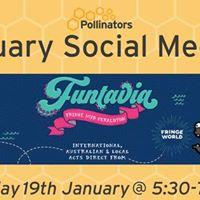 January Social Meetup - Funtavia